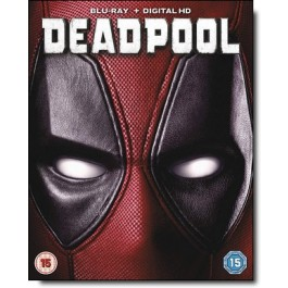 Deadpool [Blu-ray+DL]