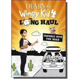 Diary of a Wimpy Kid 4: The Long Haul [DVD]