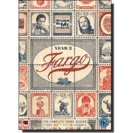 Fargo: Year 3 [4DVD]