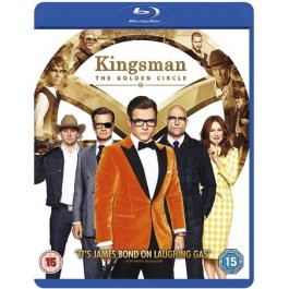 Kingsman: The Golden Circle [Blu-ray]