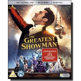 The Greatest Showman [4K UHD+Blu-ray]