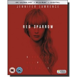 Red Sparrow [4K UHD+Blu-ray+DL]