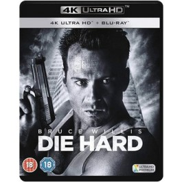 Die Hard [30th Anniversary Edition] [4K UHD+Blu-ray]