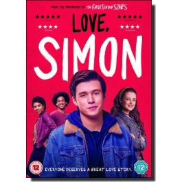 Love, Simon [DVD]