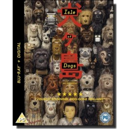 Isle of Dogs [Blu-ray+DL]
