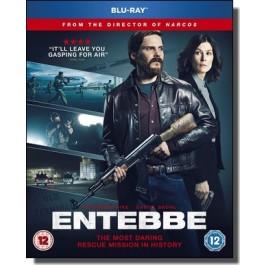 Entebbe   7 Days in Entebbe [Blu-ray]
