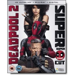 Deadpool 2 [4K UHD+Blu-ray+DL]