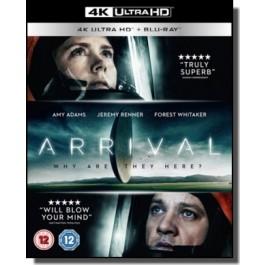 Arrival [4K UHD+ Blu-ray]