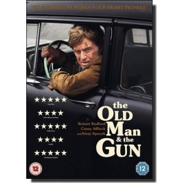 Old Man And The Gun [DVD]