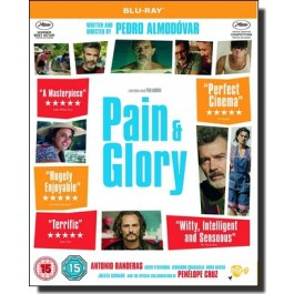 Pain & Glory | Dolor y gloria [Blu-ray]
