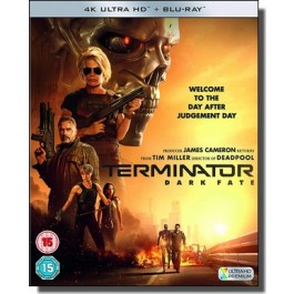 Terminator: Dark Fate [4K Ultra HD+ Blu-ray]