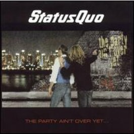 The Party Ain't Over Yet [CD]