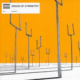 Origin of Symmetry [CD]