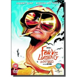 Fear and Loathing in Las Vegas [DVD]