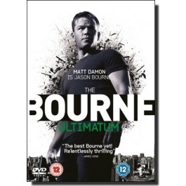The Bourne Ultimatum [DVD]