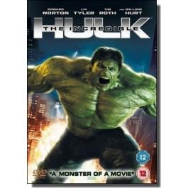 Incredible Hulk [DVD]
