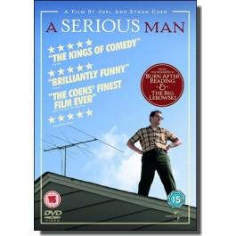 A Serious Man [DVD]