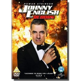 Johnny English Reborn [DVD]