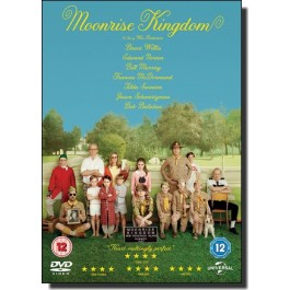 Moonrise Kingdom [DVD]