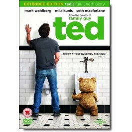 Ted [Extended Edition] [DVD]