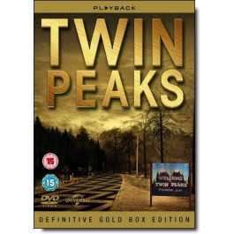 Twin Peaks - Definitive Gold Box Edition [Slimline Packaging] [10DVD]