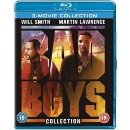 Bad Boys / Bad Boys II / Bad Boys for Life [3x Blu-ray]