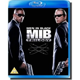 Men In Black Trilogy [3Blu-ray]