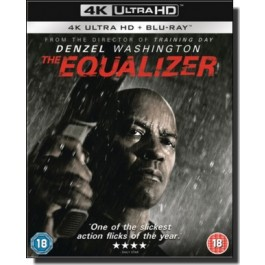 Kutsuge McCall | The Equalizer [4K UHD+Blu-ray]