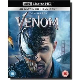 Venom [4K UHD+Blu-ray]