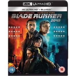 Blade Runner 2049 [4K UHD+ Blu-ray]