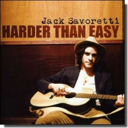 Harder Than Easy [CD]