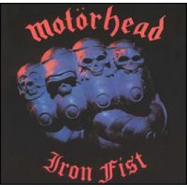 Iron Fist [CD]