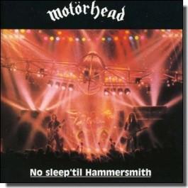 No Sleep 'Til Hammersmith [CD]
