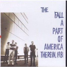 A Part of America Therein: Live 1981 [CD]