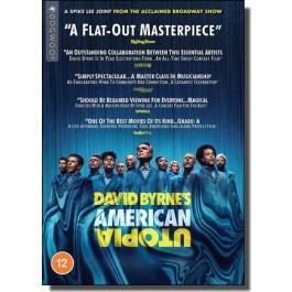 David Byrne's American Utopia [DVD]