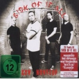 Nonstop: 25 Years of Sick Of It All [CD+DVD]