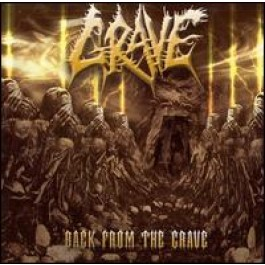 Back From the Grave [CD]