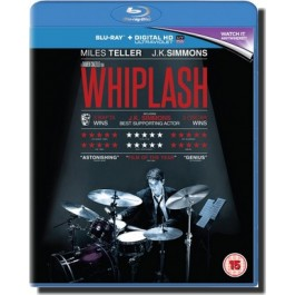 Whiplash [Blu-ray+DL]