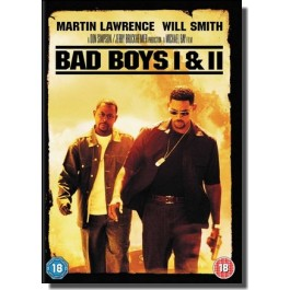 Bad Boys I & II [2DVD]