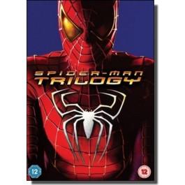 Spider-Man Trilogy [3DVD]