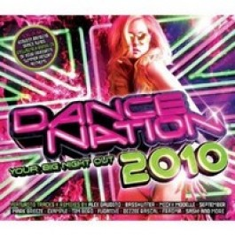 Ministry of Sound: Dance Nation 2010 [3CD]