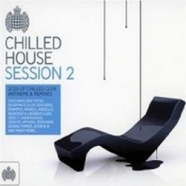 Ministry of Sound: Chilled House Session 2 [2CD]