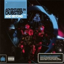 Ministry of Sound: Adventures In Dubstep and Beyond Vol. 2 [2CD]