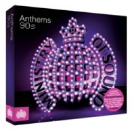Ministry of Sound: Anthems 90s [3CD]