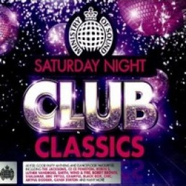 Ministry of Sound: Saturday Night Club Classics [3CD]