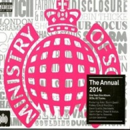 Ministry of Sound: The Annual 2014 [3CD]
