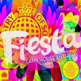 Ministry of Sound: Fiesta: Latin House Anthems [3CD]