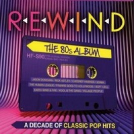 Ministry of Sound: Rewind: The 80s Album [3CD]