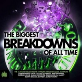 Ministry of Sound: The Biggest Breakdowns of All Time [3CD]