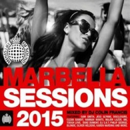Ministry of Sound: Marbella Sessions 2015 [3CD]